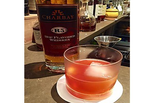 Manresas The David Cocktail