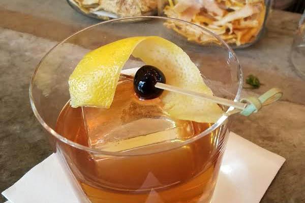 Kuma Chameleon Cocktail