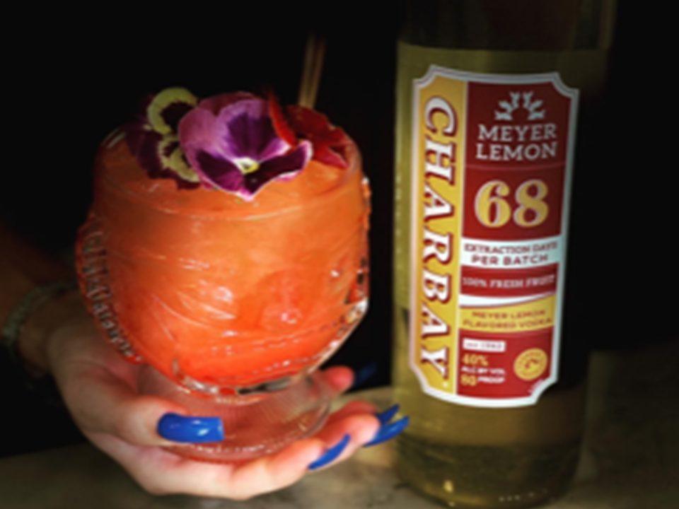 Summer Blackout Cocktail